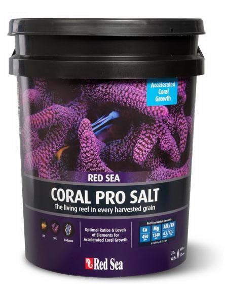 red sea coral pro salt соль морская
